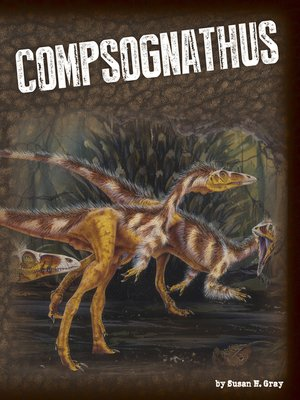 cover image of Compsognathus