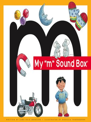 cover image of My 'm' Sound Box
