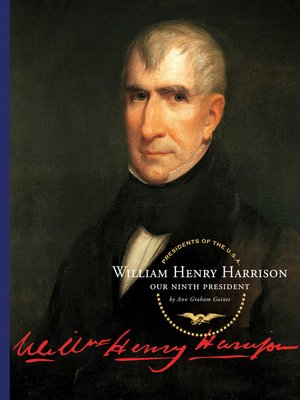 cover image of William Henry Harrison