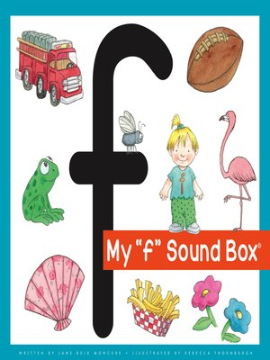 cover image of My 'f' Sound Box