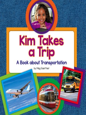 cover image of Kim Takes a Trip