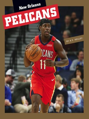 cover image of New Orleans Pelicans