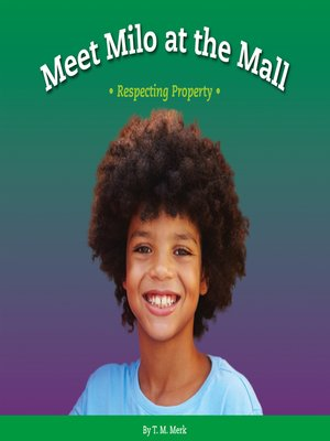 cover image of Meet Milo at the Mall