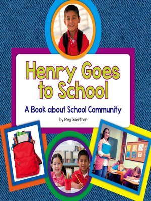 cover image of Henry Goes to School