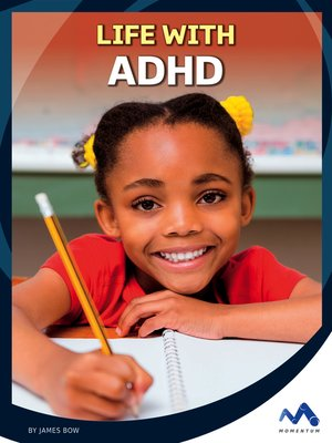 cover image of Life with ADHD
