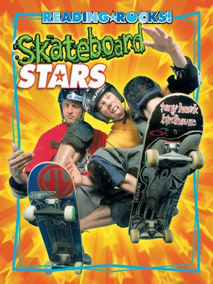 cover image of Skateboard Stars