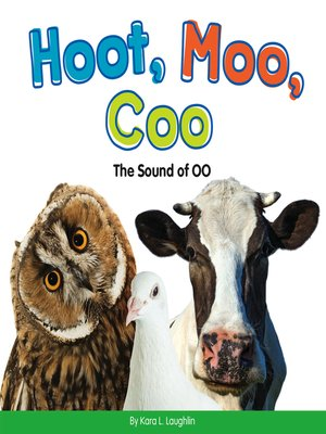 cover image of Hoot, Moo, Coo