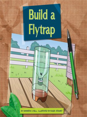cover image of Build a Flytrap