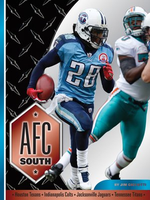 cover image of AFC South