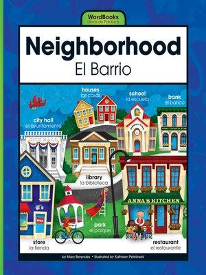 cover image of Neighborhood/El Barrio