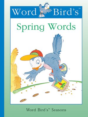 cover image of Word Bird's Spring Words