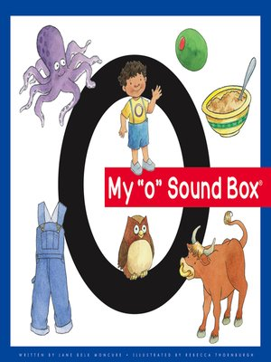 cover image of My 'o' Sound Box