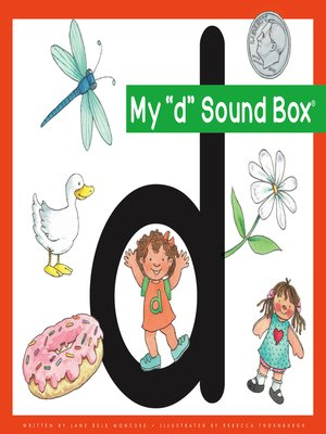 cover image of My 'd' Sound Box