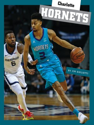 cover image of Charlotte Hornets