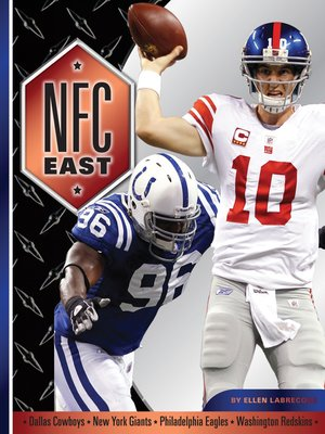 cover image of NFC East