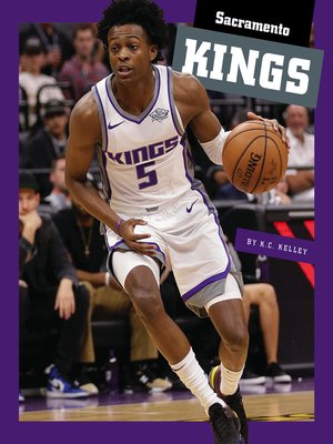 cover image of Sacramento Kings