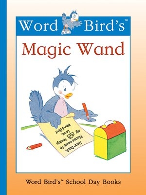 cover image of Word Bird's Magic Wand