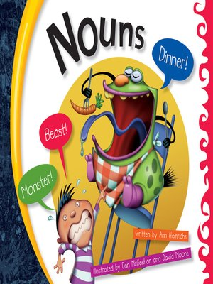 cover image of Nouns