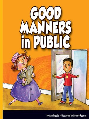 cover image of Good Manners in Public