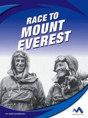 cover image of Race to Mount Everest