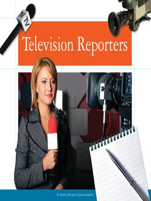 cover image of Television Reporters