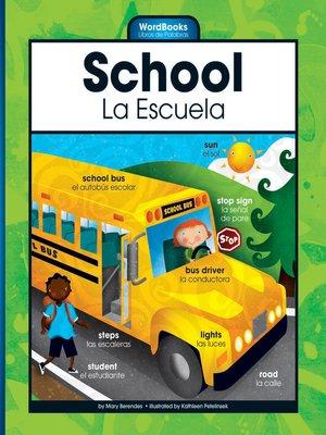 cover image of School/La Escuela