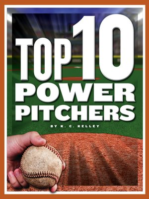 cover image of Top 10 Power Pitchers