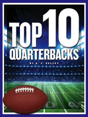 cover image of Top 10 Quarterbacks