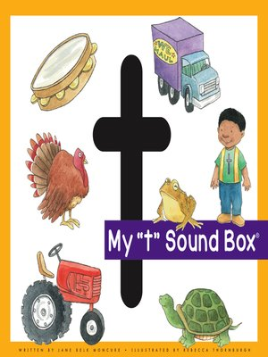 cover image of My 't' Sound Box