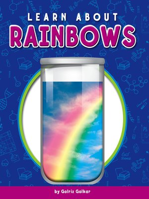 cover image of Learn about Rainbows