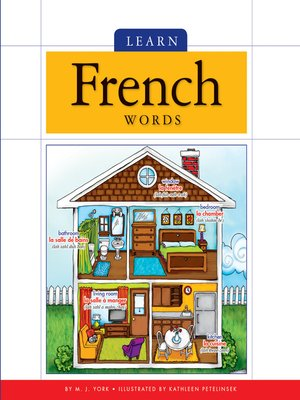 cover image of Learn French Words