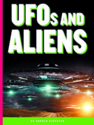 cover image of UFOs and Aliens
