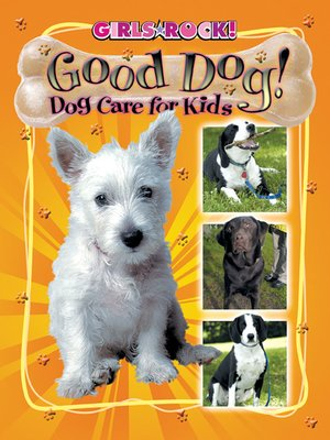 cover image of Good Dog!
