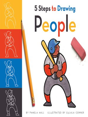 cover image of 5 Steps to Drawing People