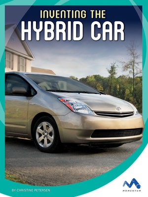 cover image of Inventing the Hybrid Car