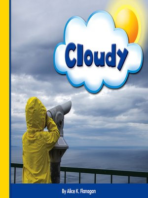 cover image of Cloudy