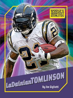 cover image of LaDainian Tomlinson