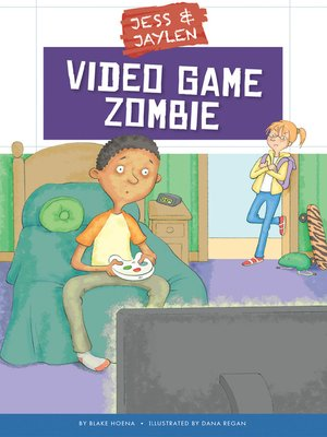 cover image of Video Game Zombie