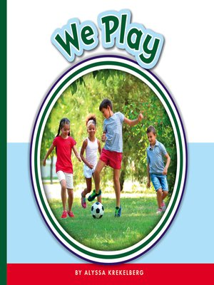 cover image of We Play