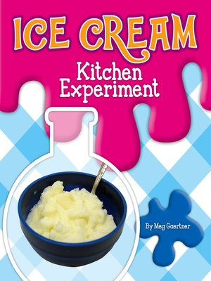 cover image of Ice Cream Kitchen Experiment