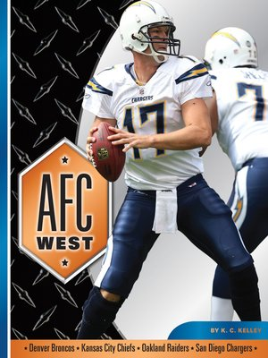 cover image of AFC West