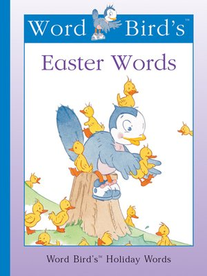cover image of Word Bird's Easter Words
