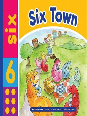 cover image of Six Town