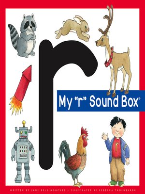cover image of My 'r' Sound Box