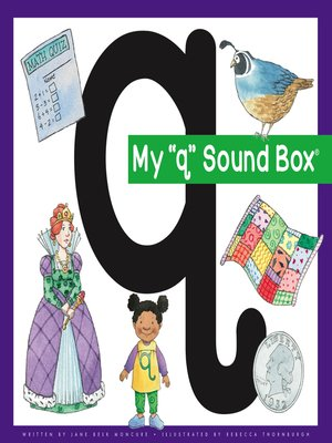 cover image of My 'q' Sound Box