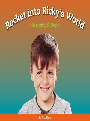 cover image of Rocket into Ricky's World