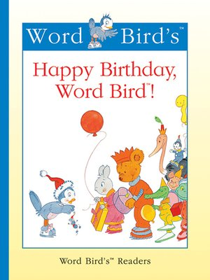 cover image of Happy Birthday, Word Bird!