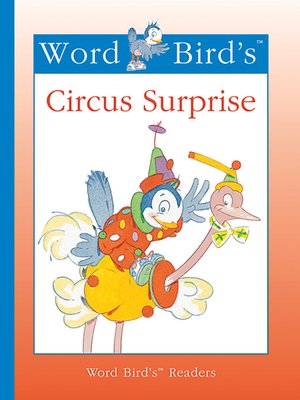 cover image of Word Bird's Circus Surprise