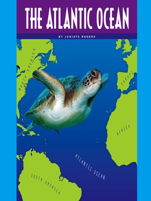 cover image of The Atlantic Ocean