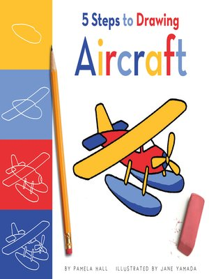 cover image of 5 Steps to Drawing Aircraft